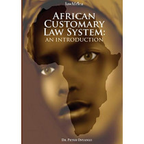 African Customary Law: An Introduction by Peter Onyango, 9789966031341