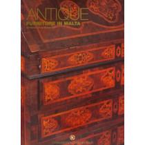 Antique Furniture in Malta by John Manduca, 9789993210153