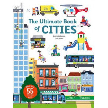 Ultimate Book of Cities by Anne-Sophie Baumann, 9791027600793