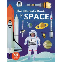 The Ultimate Book of Space by Anne-Sophie Baumann, 9791027601974