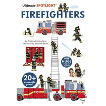 Ultimate Spotlight: Firefighters by Anne-Sophie Baumann, 9791027604272