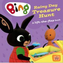 Bing's Rainy Day Treasure Hunt (Bing), 9780008183370