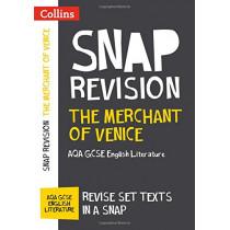 The Merchant of Venice: New Grade 9-1 GCSE English Literature AQA Text Guide (Collins GCSE 9-1 Snap Revision) by Collins GCSE, 9780008247096