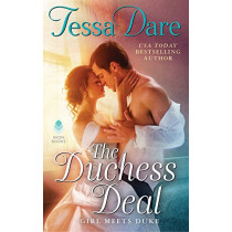 The Duchess Deal: Girl Meets Duke by Tessa Dare, 9780062349064