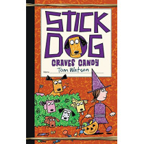 Stick Dog Craves Candy by Tom Watson, 9780062410948