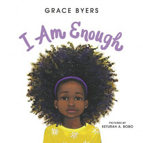 I Am Enough by Grace Byers, 9780062667120