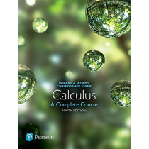 Calculus: A Complete Course by Robert A. Adams, 9780134154367