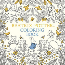 The Beatrix Potter Coloring Book by Beatrix Potter, 9780141377483