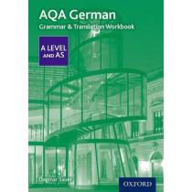 AQA A Level German: Grammar & Translation Workbook by Dagmar Sauer, 9780198415541