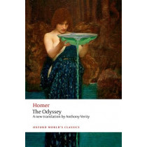 The Odyssey by Homer, 9780198736479