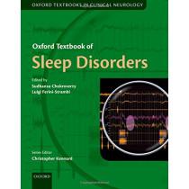 Oxford Textbook of Sleep Disorders by Sudhansu Chokroverty, 9780199682003