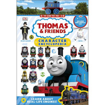Thomas & Friends Character Encyclopedia: With Thomas Mini toy by DK, 9780241310106