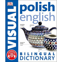 Polish-English Bilingual Visual Dictionary by DK, 9780241317532