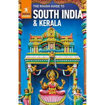 The Rough Guide to South India and Kerala (Travel Guide) by Rough Guides, 9780241322017