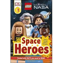 LEGO Women of NASA Space Heroes by DK, 9780241331408