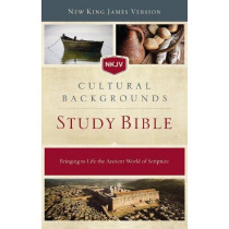 NKJV, Cultural Backgrounds Study Bible, Hardcover, Red Letter Edition: Bringing to Life the Ancient World of Scripture by Craig S. Keener, 9780310003557