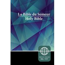 Semeur, NIV, French/English Bilingual Bible, Hardcover by Zondervan, 9780310449997