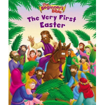 The Beginner's Bible The Very First Easter by Zonderkidz, 9780310763017