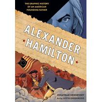 Alexander Hamilton by Jonathan Hennessey, 9780399580000