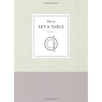 How To Set A Table by Potter, 9780451498021