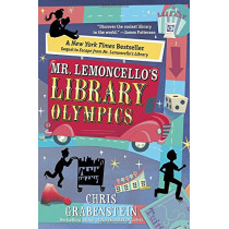 Mr. Lemoncello's Library Olympics by Chris Grabenstein, 9780553510423