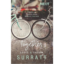 Together: A Guide for Couples Doing Ministry Together by Geoff Surratt, 9780718095901