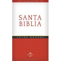 Rvr60 Santa Biblia -Edicion Economica Letra Grande by Rvr 1960- Reina Valera 1960, 9780718096205