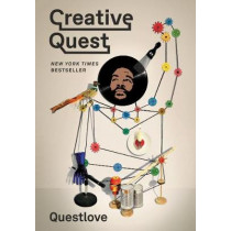 Creative Quest by Questlove, 9780062670571
