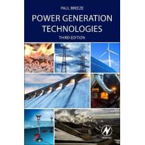 Power Generation Technologies by Paul Breeze, 9780081026311