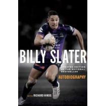 Billy Slater Autobiography by Billy Slater, 9780143782476