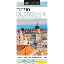 DK Eyewitness Top 10 Dubrovnik and the Dalmatian Coast by DK Eyewitness, 9780241361795