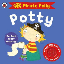 Pirate Polly's Potty by Andrea Pinnington, 9780241384923