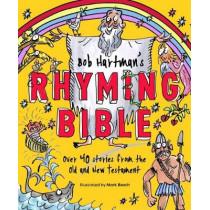 Bob Hartman's Rhyming Bible by Bob Hartman, 9780281077946