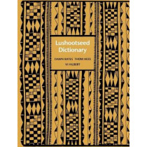 Lushootseed Dictionary by Dawn Bates, 9780295973234