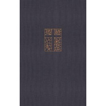 NRSV, Thinline Bible, Cloth over Board, Navy, Comfort Print by Zondervan, 9780310452331