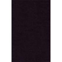 NRSV, Thinline Bible, Large Print, Bonded Leather, Black, Comfort Print by Zondervan, 9780310452539