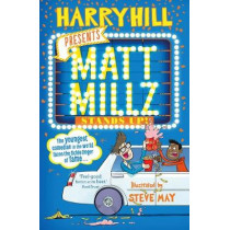 Matt Millz Stands Up! by Harry Hill, 9780571332519