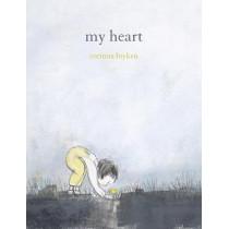 My Heart by Corinna Luyken, 9780735227934
