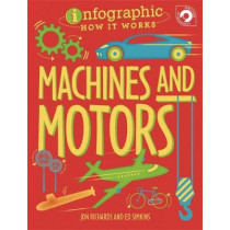 Infographic: How It Works: Machines and Motors by Jon Richards, 9780750299664