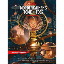 D&D Mordenkainen's Tome of Foes by Wizards RPG Team, 9780786966240