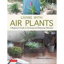 Living with Air Plants by Yoshiharu Kashima, 9780804851046