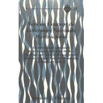 Vers un Concept de Litterature Nationale Martiniquaise: Evolution de la Litterature Martiniquaise au Xxeme Siecle - une Etude sur L'oeeuvre D'aime Cesaire, Edouard Glissant, Patrick Chamoiseau et Raphael Confiant by Luciano C. Picanco, 9780820450308