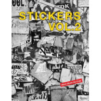 Stickers 2: More Stuck-Up Crap by DB Burkeman, 9780847863037