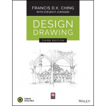 Design Drawing by Francis D. K. Ching, 9781119508595