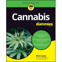Cannabis For Dummies by Kim Ronkin Casey, 9781119550662