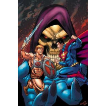Injustice vs. Masters of the Universe by Tim Seeley, 9781401288372