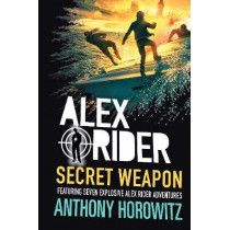 Secret Weapon by Anthony Horowitz, 9781406340174