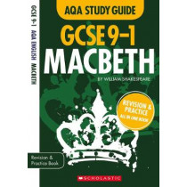 Macbeth AQA English Literature by Richard Durant, 9781407182605