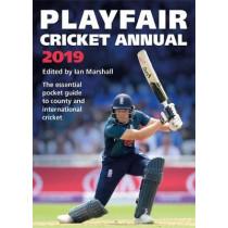 Playfair Cricket Annual 2019 by Ian Marshall, 9781472249814