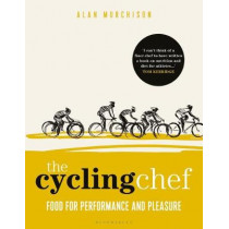 The Cycling Chef by Alan Murchison, 9781472960023